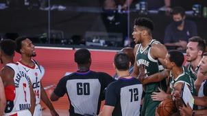 【NBA】籃球場上扮席丹 希臘怪物頭槌攻擊對手遭禁賽