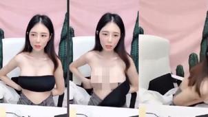 網美家家直播「上衣爆開雙峰滑出」網全嗨翻:求上車(內有影片) - 69娛樂網
