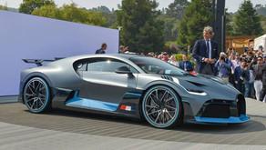 調教2年的Bugatti Divo終於要交車了!車都還沒開過就賣光了