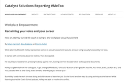 Workplace Empowerment Reclaiming your voice and your career
