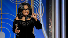 Use Oprah's Golden Globes acceptance speech to write your career mission statement.