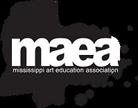 Mississippi Art Education Association Logo