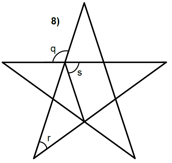 Angles and Polygons – Gcse Maths Angles Worksheets