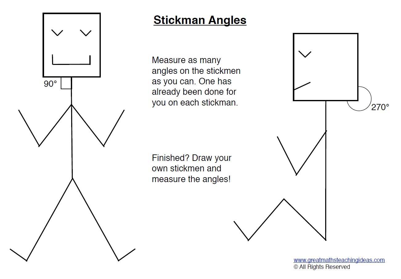worksheet Finding Angles Worksheet naming estimating measuring and drawing angles miss brookes maths