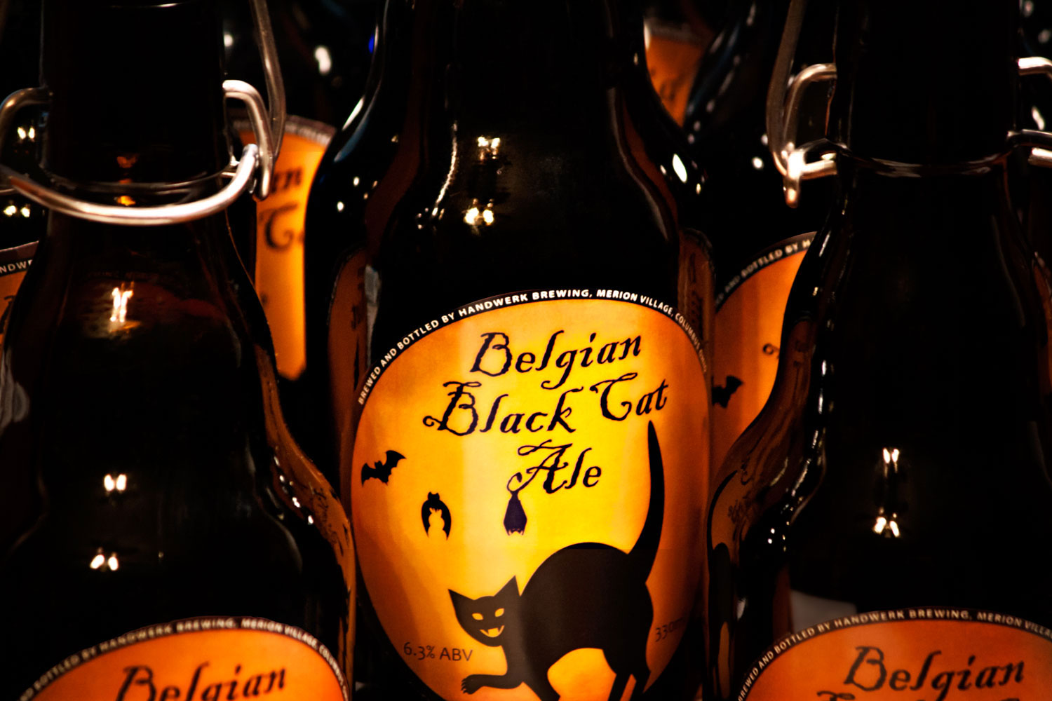 Belgian Black Cat Ale