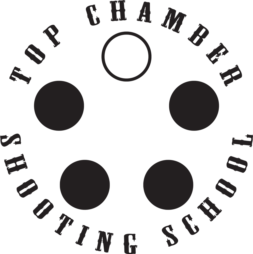 Top Chamber Shooting School brand ID
