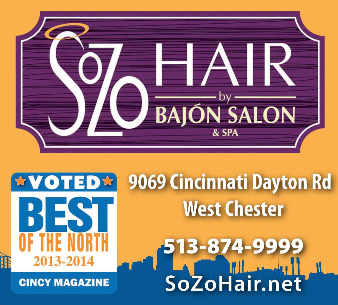 SoZo Hair ad