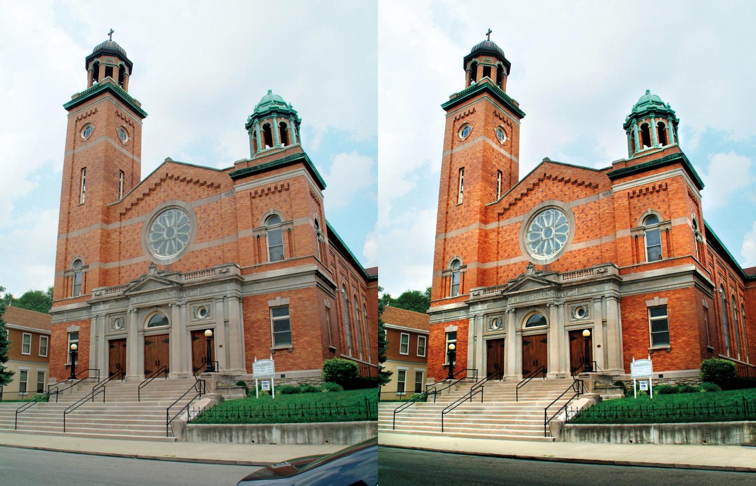 St. Benedict Covington