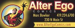Alter Ego Comics ad