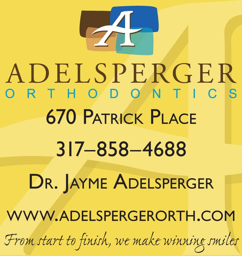 Adelsperger Orthodontics ad