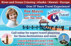 Andara Travel ad