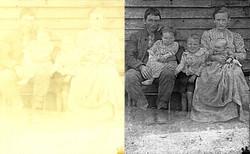 1911 Family Portrait