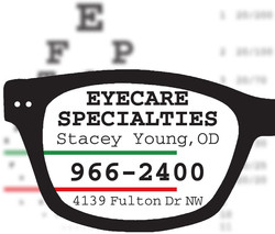 Eyecare Specialists ad