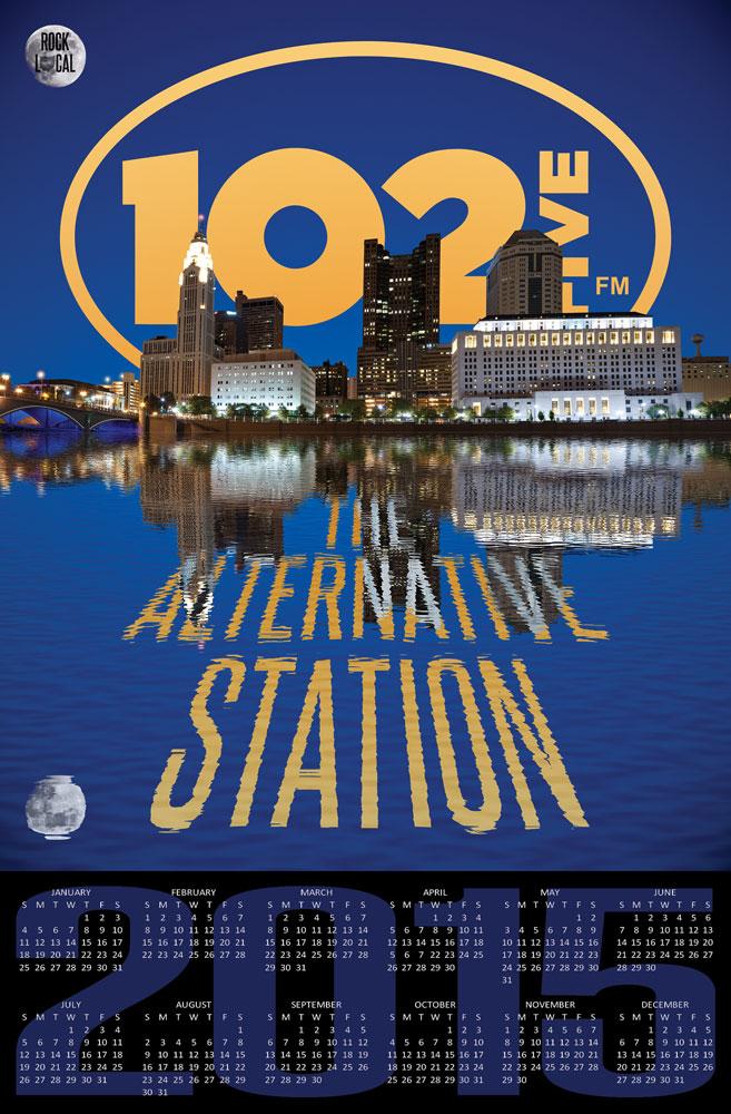CD102.5 The Alternative Station