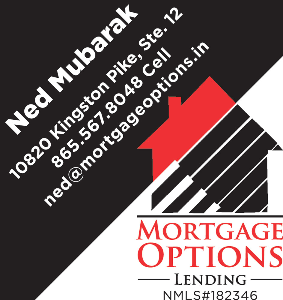 Mortgage Options Lending ad