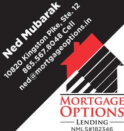 Mortgage Options Lending ad