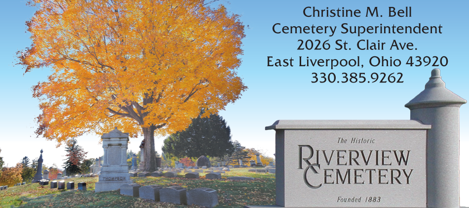 Riverview Cemetery ad