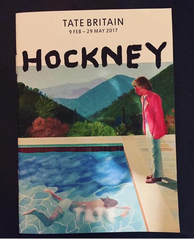 David Hockney, you rock my world