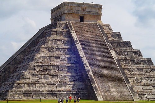 COMBO 3 Chichen Itza, Catamaran & Xcaret Plus (3 Days)