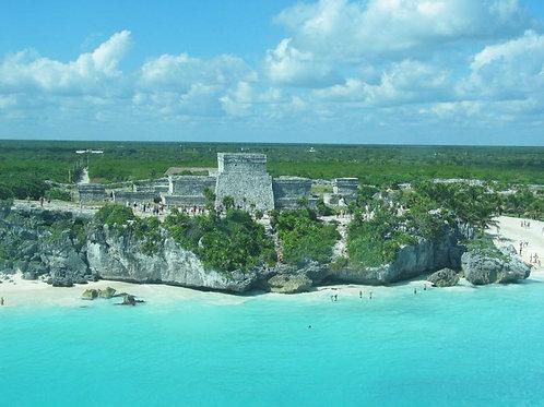 Tulum + Coba + Cenote & Playa del Carmen