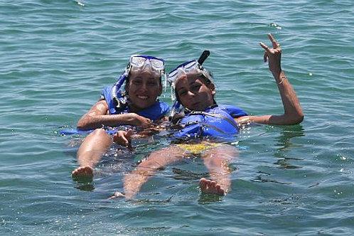COMBO 4 Snorkeling, Chichen, Catamaran, Tulum/Coba