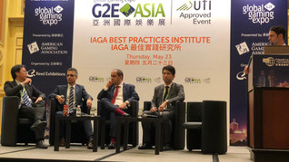 G2E Asia 2019 / IAGA Panel: Macao Consortium could be preferred