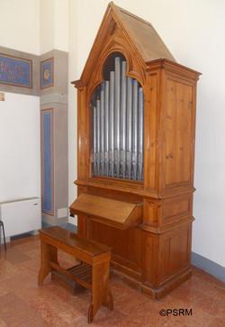 Organo Cappella dei S.Protomartiri R