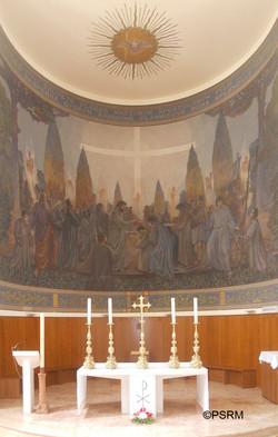 Cappella dei S.Protomartiri Romani