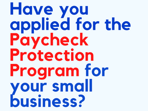 $310 billion in additional funding for the Paycheck Protection Program was signed into law.