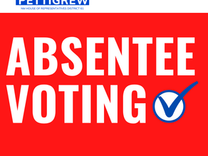Request your absentee ballot
