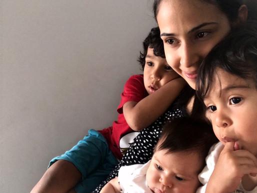 El arte de vivir la maternidad con el sentido común