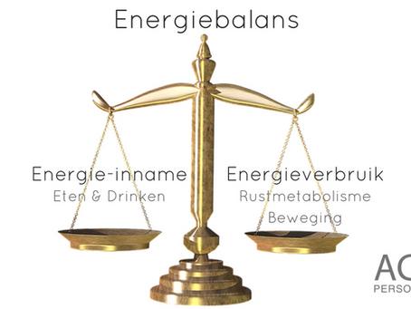 De energiebalans, optimaliseer jouw voeding!
