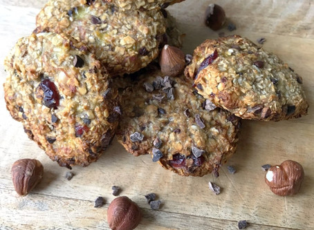 Havermout Cookies