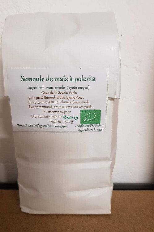 polente bio 500g à 4.11 € la pièce
