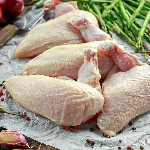 """Suprême de poulet fermier de """"La Ferme de JC"""" x 4 Env.1.2 kg"""