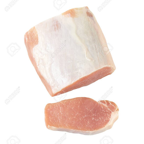 Roti longe de porc en poche d'environ 1.5 kg