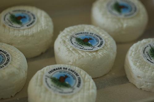 Fromage frais de chèvre 80 g x 2 : 1.69 € la piece