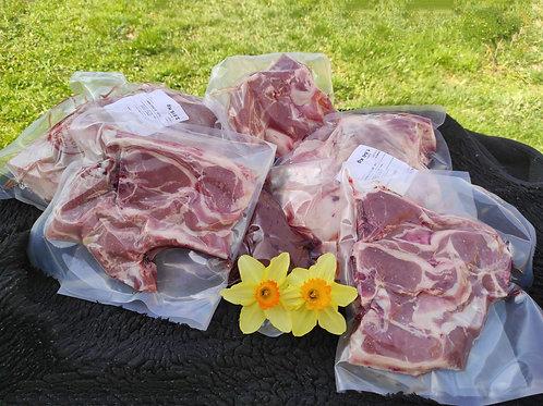 Colis d'agneau 7-9kg GAEC de Bellevue