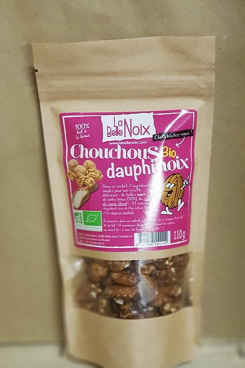 Chouchous dauphi'noix Bio (110gr) de La Belle Noix