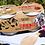 Thumbnail: Yaourt Pur Brebis sur un lit de fruits
