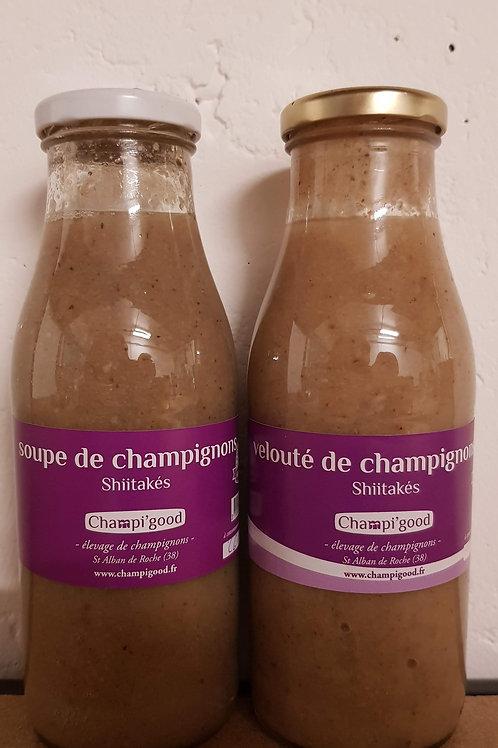 """Velouté de Champignons de """"Champi'good"""""""