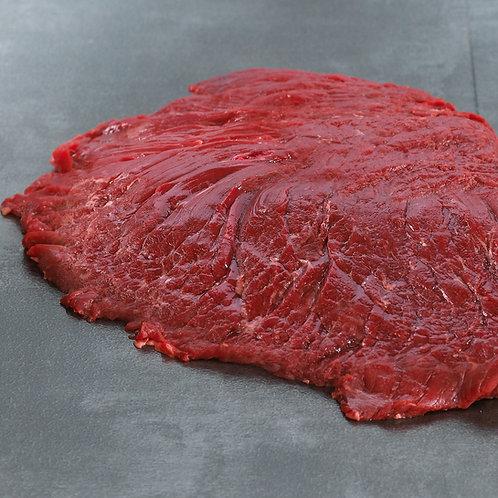 Bavette de bœuf   en poche d'environ 1.8kg