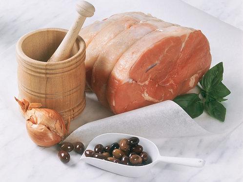Roti de veau épaule ou collier en poche d'environ  1.5kg