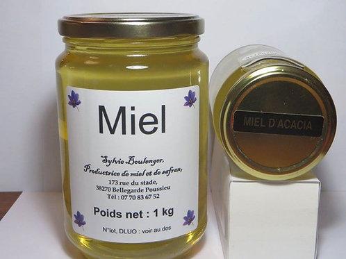 Miel de fleurs de Printemps 2020  à 18.50 € le kg