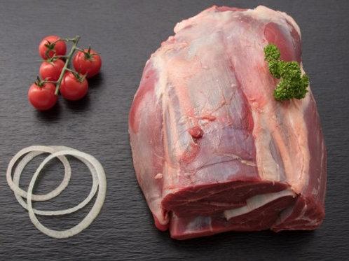 Jarret de bœuf désossé en poche d'environ 2.5kg