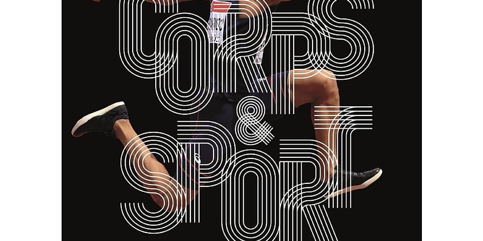 """Sortie cité des sciences expo """"Corps et Sports"""""""