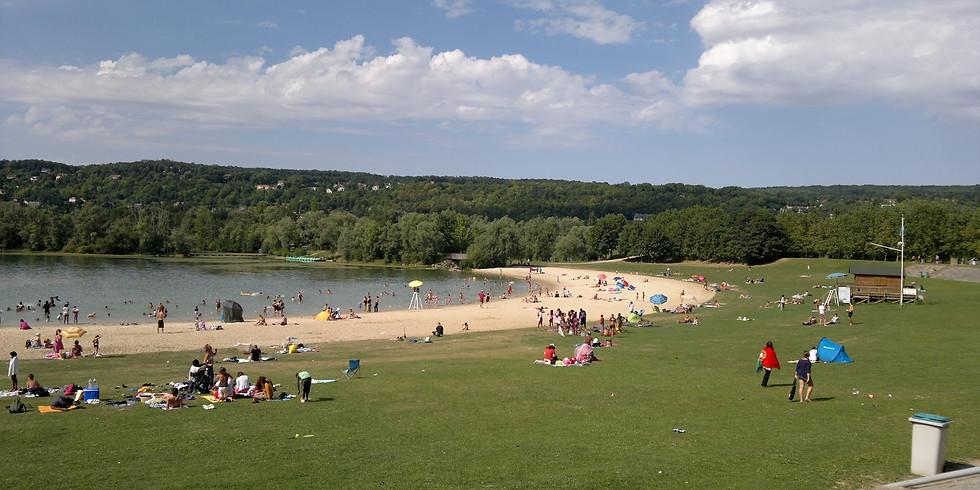 SORTIE EJL 11-13 : Base de loisirs de Verneuil