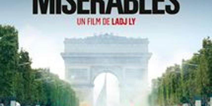"""Sortie cinéma """"Les Misérables"""" 16-19 ans"""