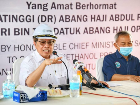 CM: Proposed Sarawak Petrochemical Hub Expected to Create 74,000 Jobs
