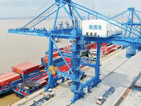 Drewry: Port Throughput Down 15.6% in February